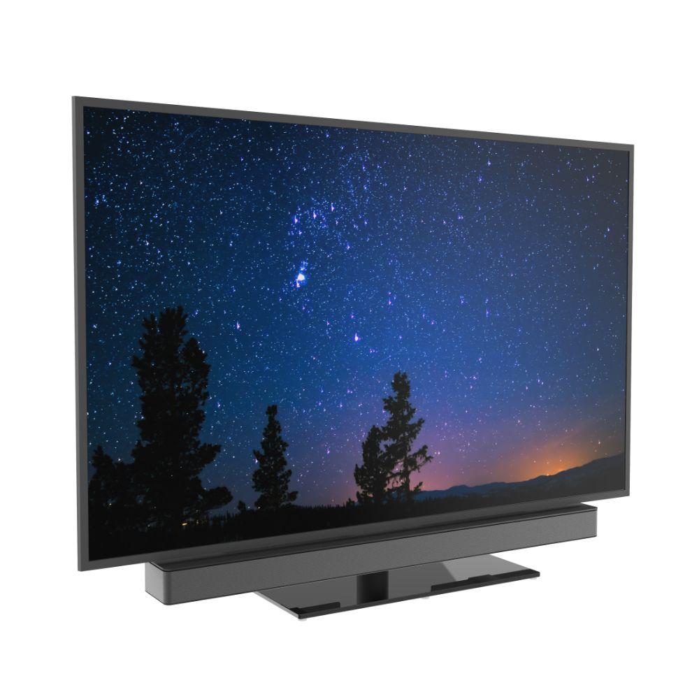 Draaibare Tv Voet geschikt voor Bose Soundbar 700 & Tv - max 30kg