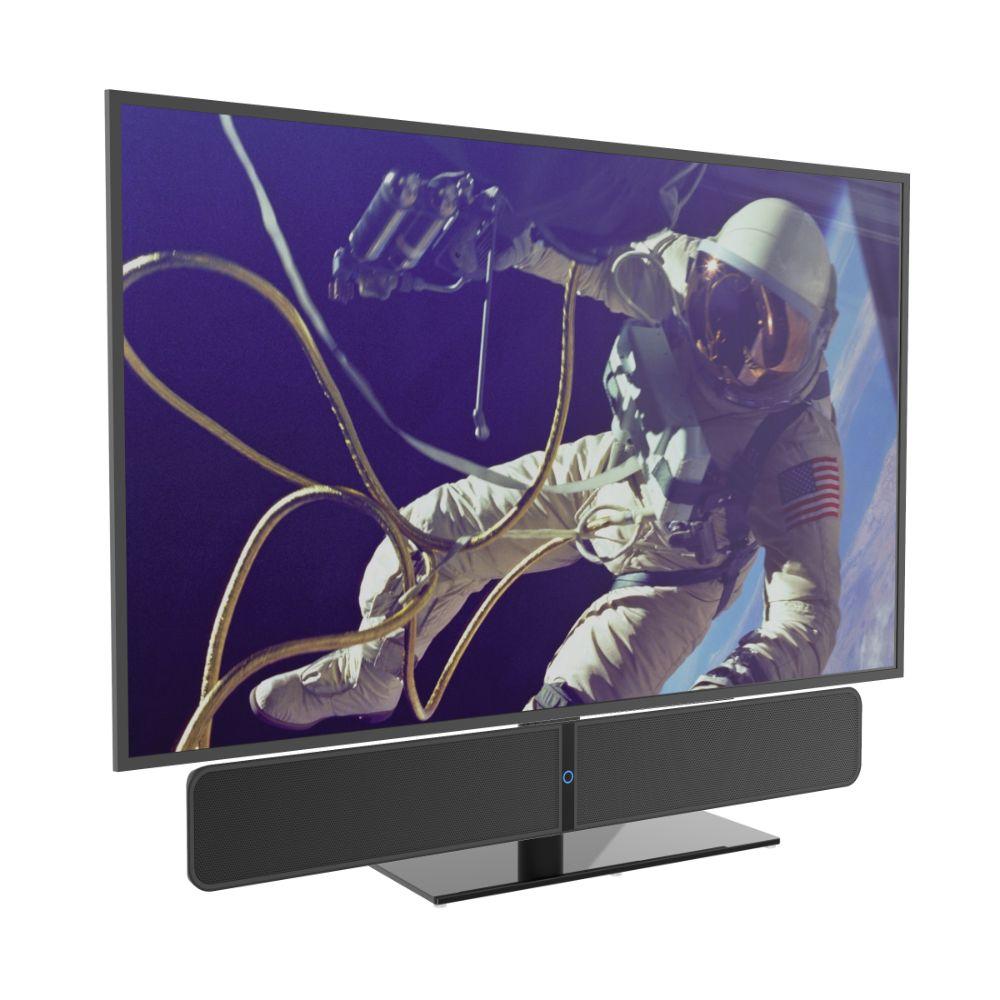 Draaibare Tv voet geschikt voor Bluesound Pulse 2i Soundbar & televisie - max 30kg