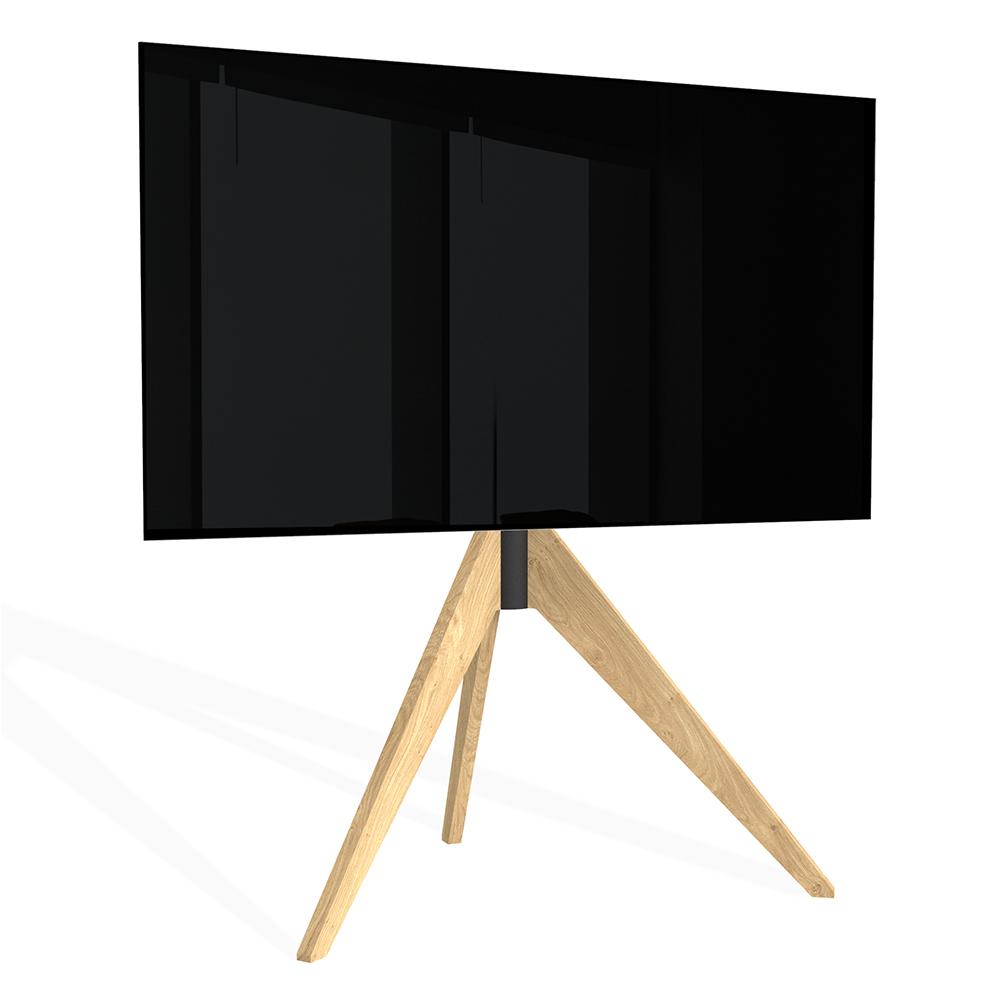 Cavus Tv vloerstandaard TRIANGLE VESA 400x200