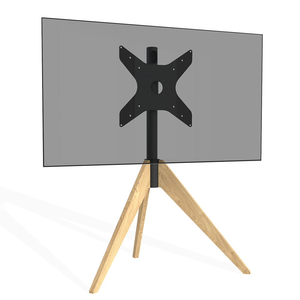 Cavus Tv vloerstandaard TRIANGLE VESA 400x400