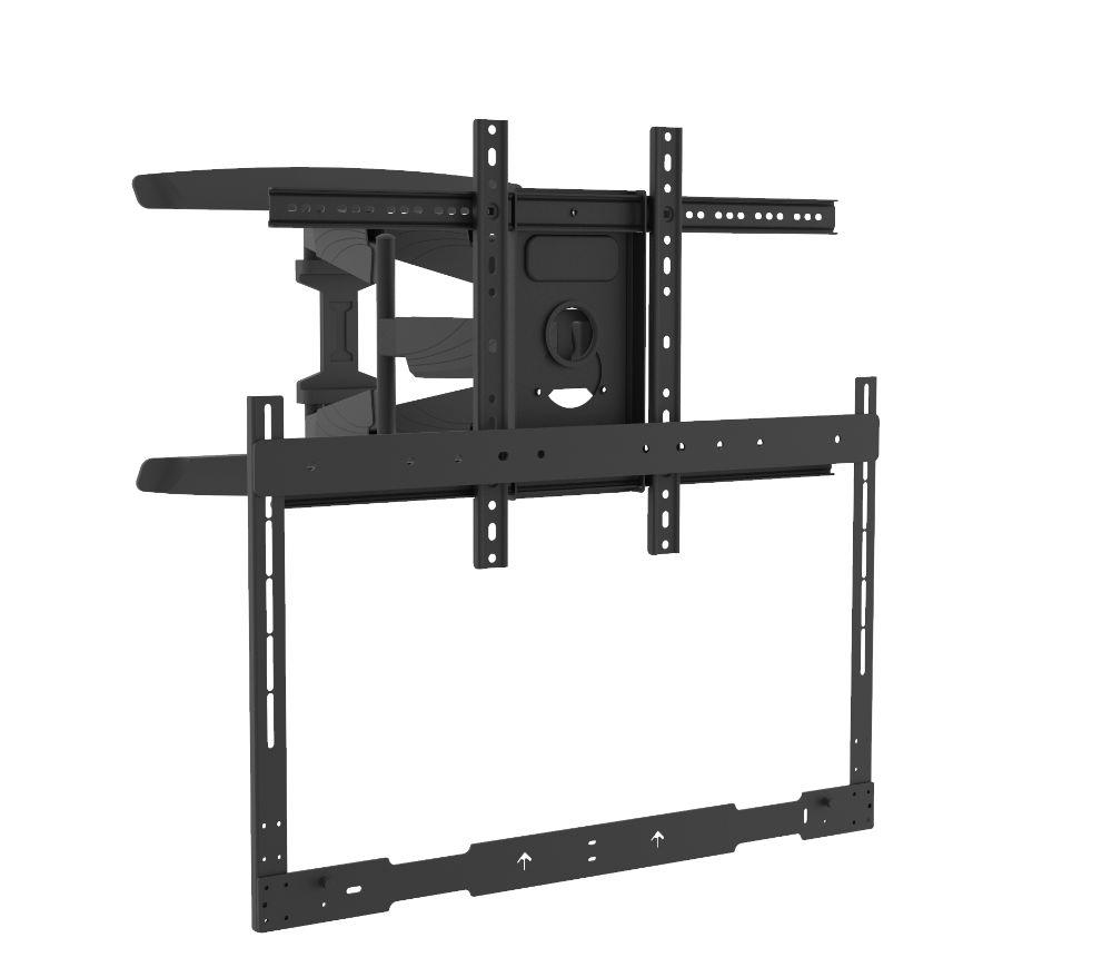Draaibare muurbeugel met Denon DHT-S516H frame