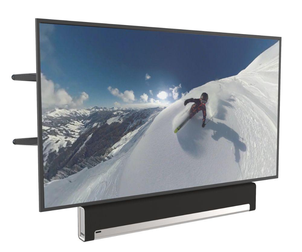 Tv Muurbeugel geschikt voor Sonos Playbar
