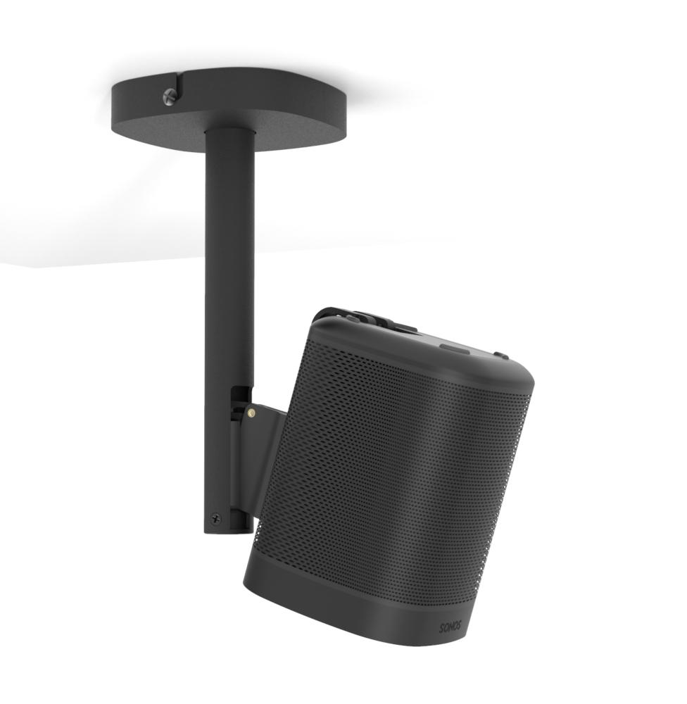 Plafondbeugel voor Sonos One [SL] - zwart