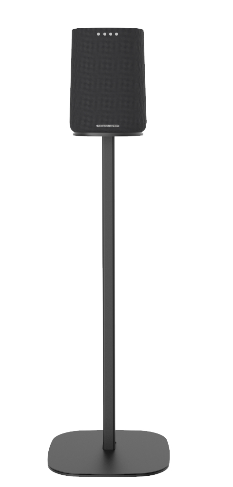 speakerstand harman kardon citation one zwart