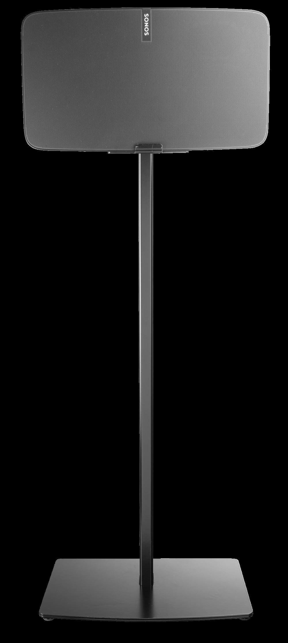 Cavus Vloerstandaard voor Sonos Five / Play:5 zwart