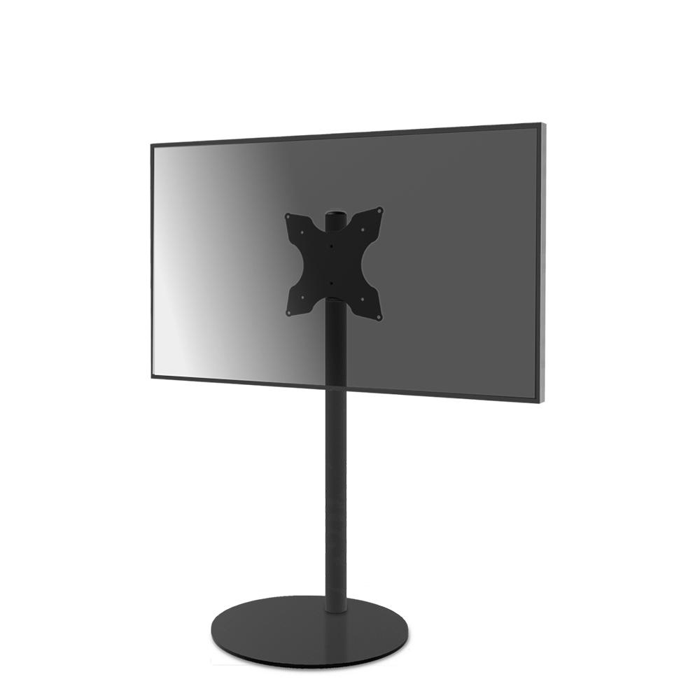 Tv vloerstandaard Cavus Sphere120 Trendy Staal vesa 300X300