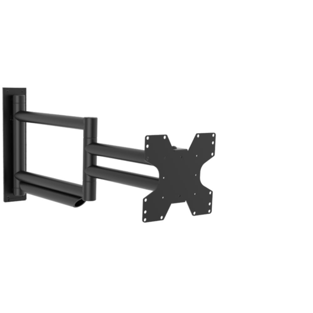 Tv Muurbeugel WMV9050 Design Black Steel Single XL